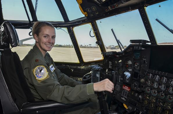 Mom, RV adventurer makes Air Force Reserve Rescue history