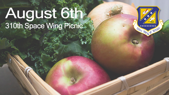 310th Space Wing to host family picnic