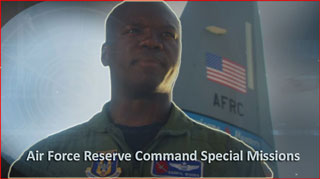 AFRC Public Service Announcement highlighting our special missions